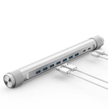 Orico USB-3.0-Typ-C-Hub mit sieben Typ-A-Gattern