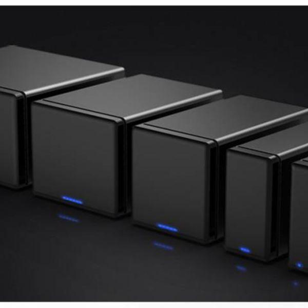 Orico Magnet 2 Bay Typ-C-Festplattengehäuse 3,5-Zoll-SATA HDD / SSD-Dockingstation schwarz