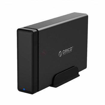Orico Boîtier de disque dur de type C à fermeture en douceur HDD / SSD 3,5 pouces