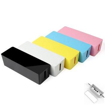 Orico Compacte stekkerdoos beschermer – Kabelmanagement –ABS