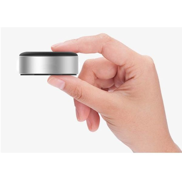Orico Aluminium Laptop Halter / Laptopverhoger - Verbesserter Betrachtungswinkel - gute Wärmeableitung - Schwarz / Silber