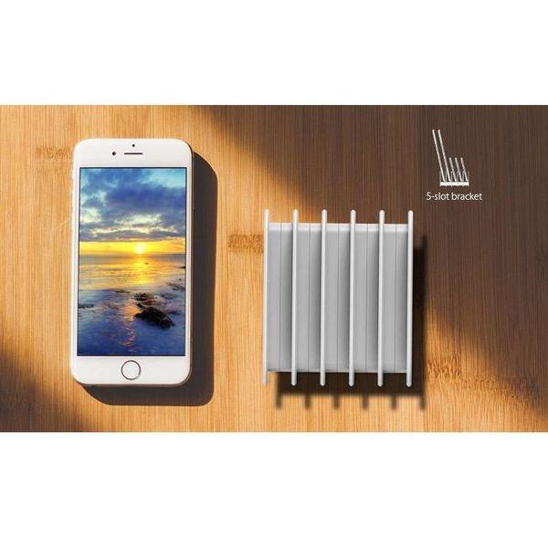Orico Tablet & Smartphone houder - DIY constructie - ABS+PC materialen - Grijs