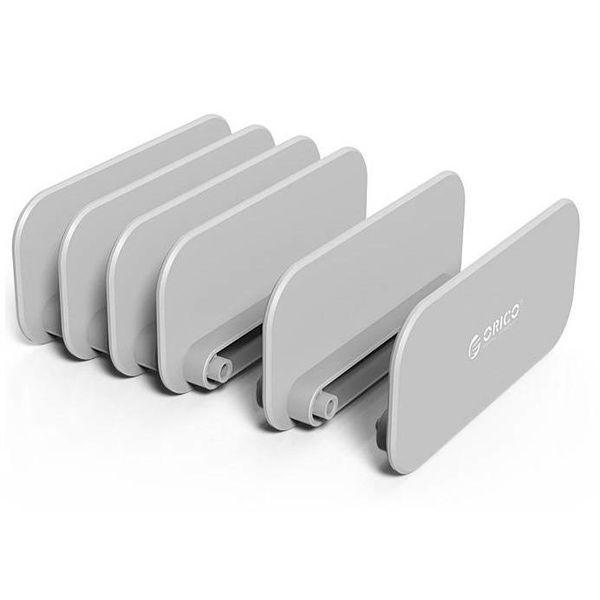 Orico Tablet & Smartphone Halter - DIY Bau - ABS + PC-Material - grau