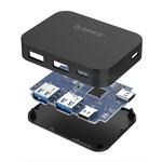 Orico USB3.0 Hub de type C avec 2x USB de type A et 2 x USB de type C
