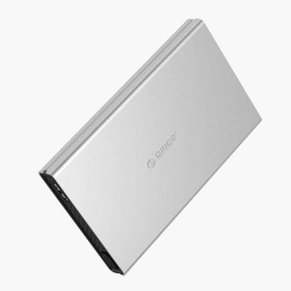 Orico 2,5 pouces en alliage d'aluminium dur USB3.0 Boîtier