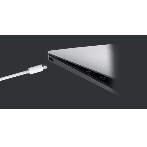 Orico Adaptateur 3 en 1 Type-C vers Type-C, USB 3.0 Type-A et HDMI 4K - avec alimentation - Pour Windows, Mac OS et Linux.