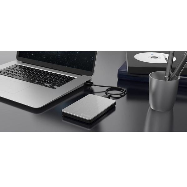 Orico 2.5 inch USB3.0 Hard Drive Enclosure - black silver