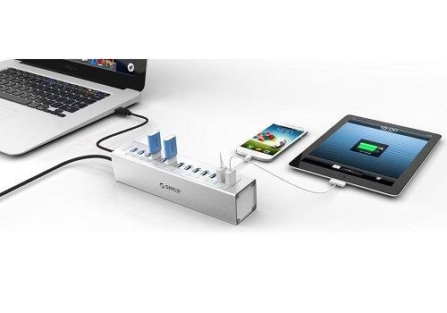 FAQ: USB hub functioneert niet