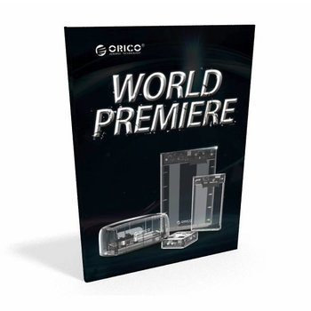 Orico World Premier Ordner
