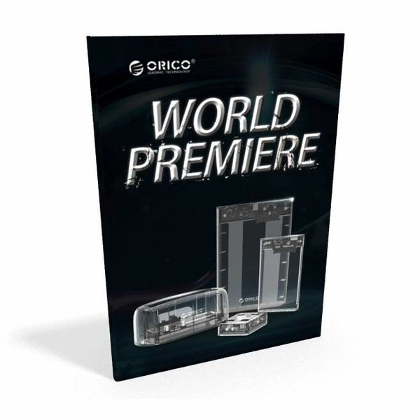 Orico World Premiere Folder