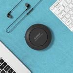 Orico USB Hub mit kabellosem Ladegerät - Schwarz