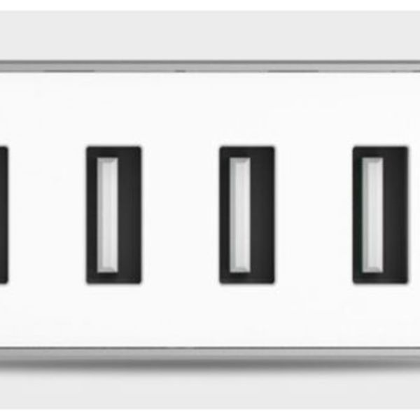 Orico Aluminum 4 Port Desktop Charger