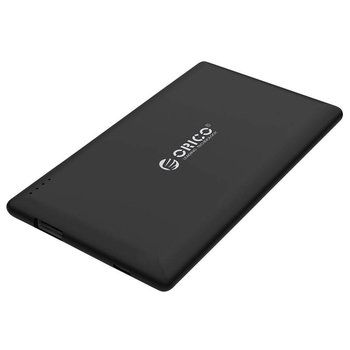 Orico Powerbank 8000mAh - Li-Po batterij - Zwart