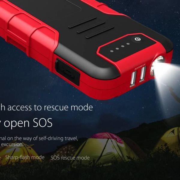 Orico 18000mAh Power Bank im Freien und Starthilfe