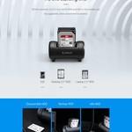 Orico Dual-Bay-Festplattenkopierer-Dock