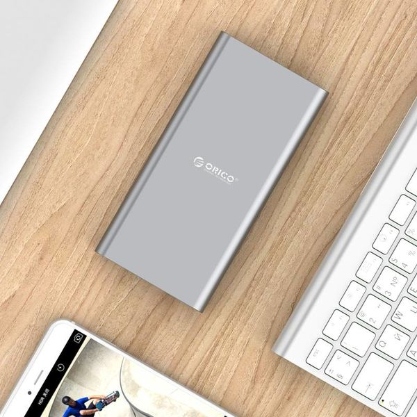 Orico Banque de puissance en aluminium type C 10000mAh