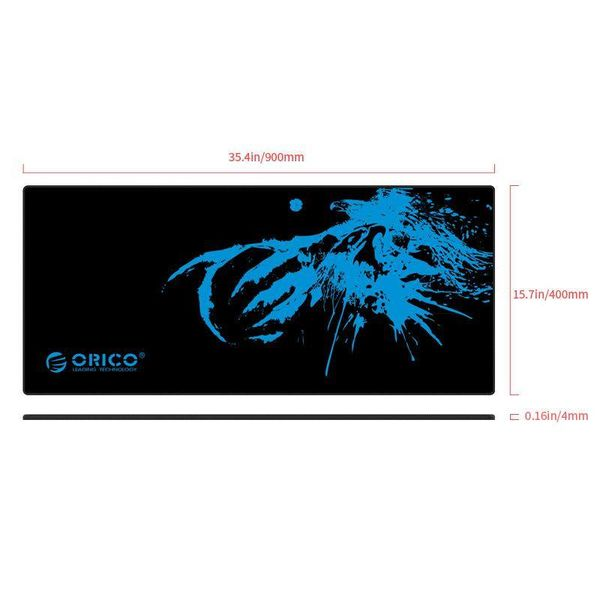Orico Rubber Mouse Pad - XL