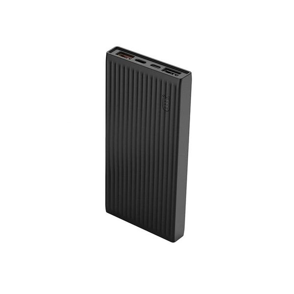 Orico Banque d'alimentation universelle à charge rapide - 20000mAh - Compatible avec le type C - Batterie Li-Po - Indicateur LED - Noir
