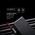 Orico 20000mAh Power Bank - Schnellladung - Typ C - Schwarz