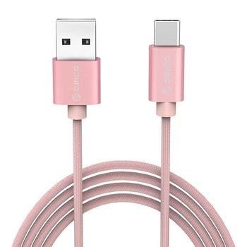 Orico Câble de charge et de données USB Type-C - 3A -Pink