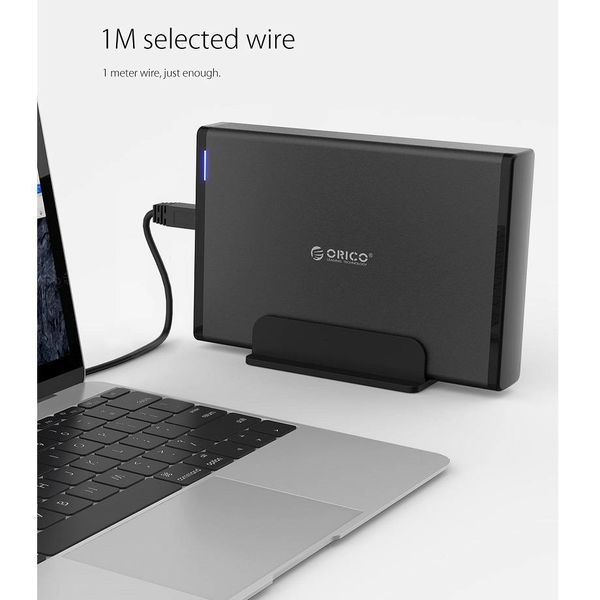 Orico 3.5 inch USB3.0 External Hard Drive Enclosure
