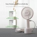 Orico Desk / handhold Rechargeable Mini Fan