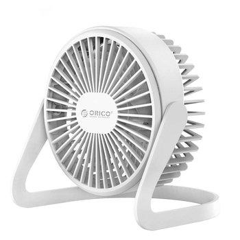 Orico Mini ventilateur USB - tourne à 360 degrés - 1,5 W - Blanc