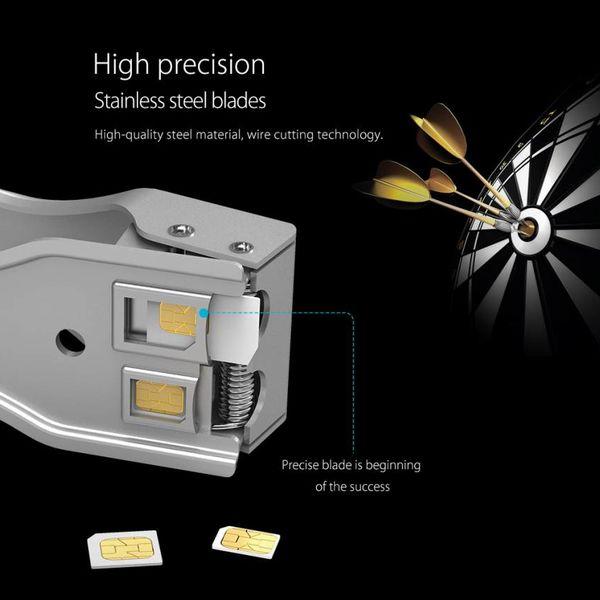 Orico coupe-carte SIM à double lame