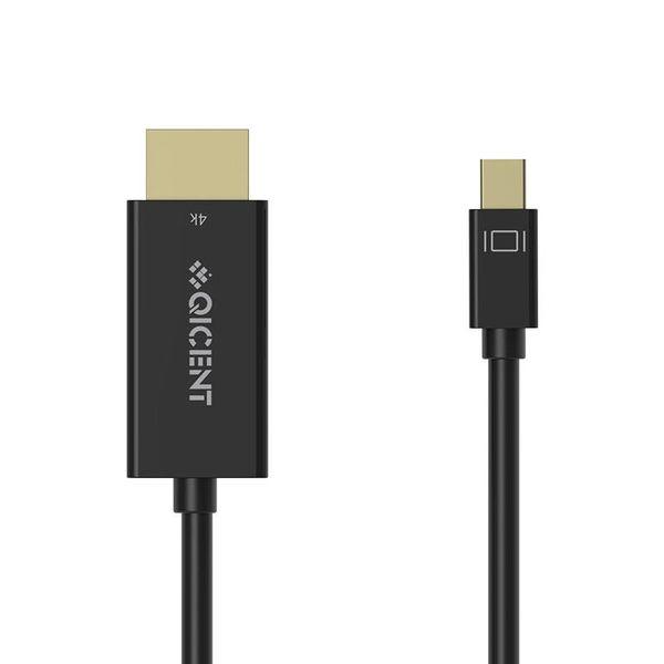 Câble mini DisplayPort vers HDMI 4K plaqué or 3 mètres 4K UHD