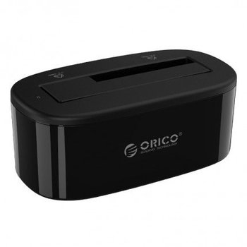Orico Dockingstation für 2,5-Zoll- oder 3,5-Zoll-Festplatte - HDD / SSD - Schwarz