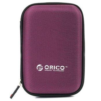 Orico Tragbare Schutzabdeckung für eine 2,5-Zoll-Festplatte - Lila