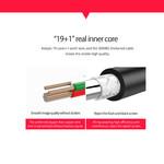 Orico Câble HDMI mâle-mâle plaqué or - 1,5 mètres