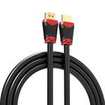 Orico Câble HDMI 2.0 mâle-mâle - 4K Ultra HD @ 60 Hz - HDMI® haute vitesse (jusqu'à 18 Gbit / s) - Connecteurs plaqués or - 2 mètres - Noir