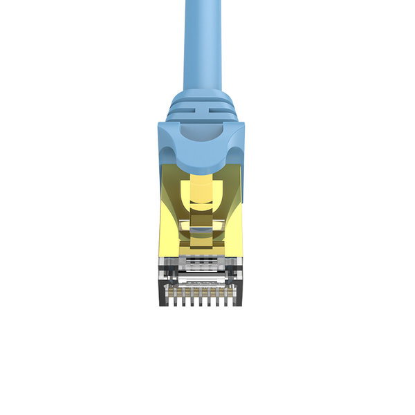 Orico Ethernet cable CAT6 1 meter - blue - round cable