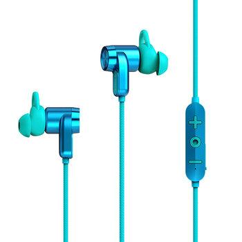 Orico Bluetooth In-Ear Sport Headset / Kopfhörer - Bluetooth 5.0 + EDR - 10 Meter Reichweite - Blau