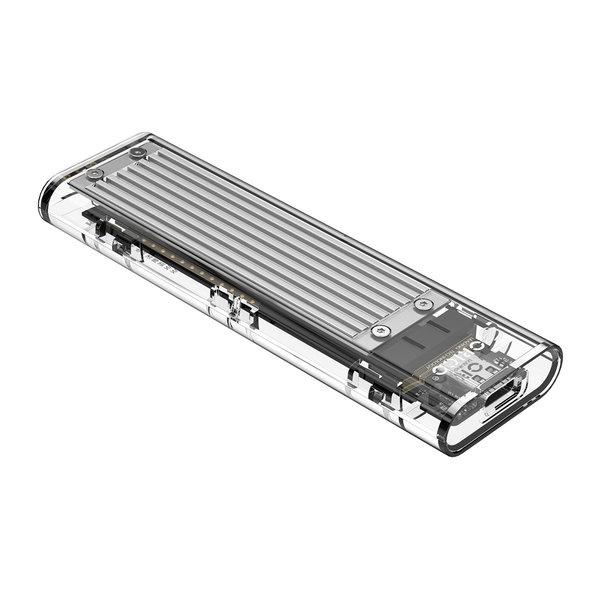Orico Boîtier SSD NVMe M.2 10 Gbit / s