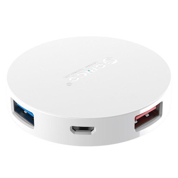 Orico 4 Port USB3.0 Portable Hub - Copy