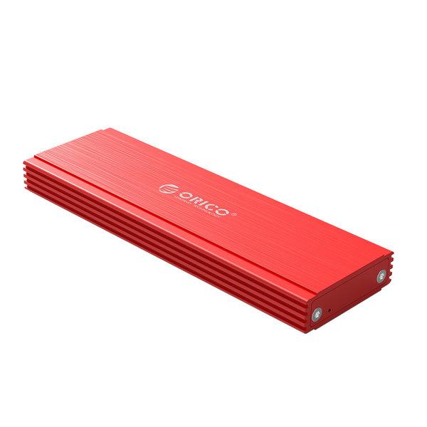 Orico NVMe M.2 SSD housing - 10Gbps - Aluminum