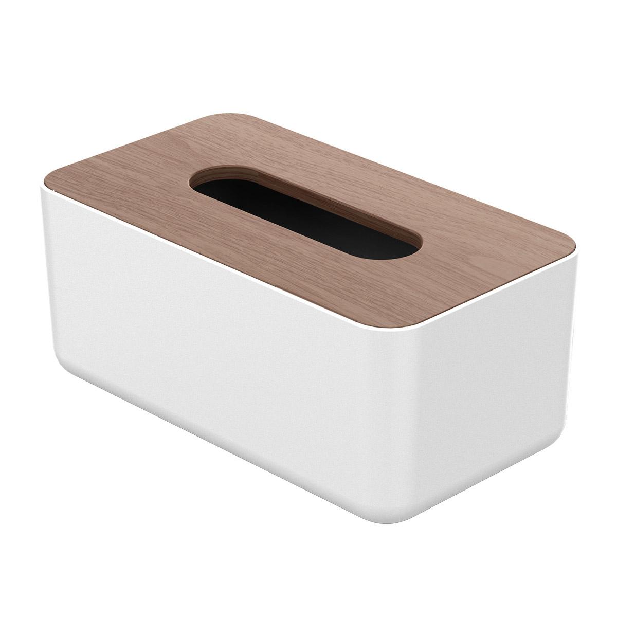 Beste Tissue box houder hout-look - Orico CH-47