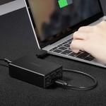 Orico Adaptateur secteur / station d'accueil USB-C 40 W avec alimentation USB-C, ports 4K HDMI et USB 3.0