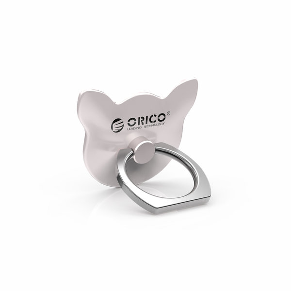 Orico Phone holder - Ring - standard with cat shape