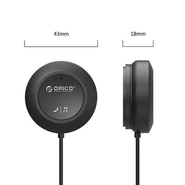 Orico Bluetooth audio receiver for the car