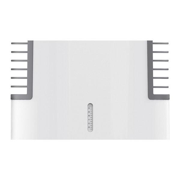 Couvercle ventilateur / humidificateur USB - réservoir 380 ml - éclairage LED