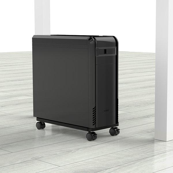Orico Computer-Bodenständerwagen mit Rädern - Bremse - ABS - schwarz