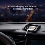 Orico Tapis antidérapant pour la voiture avec support de téléphone