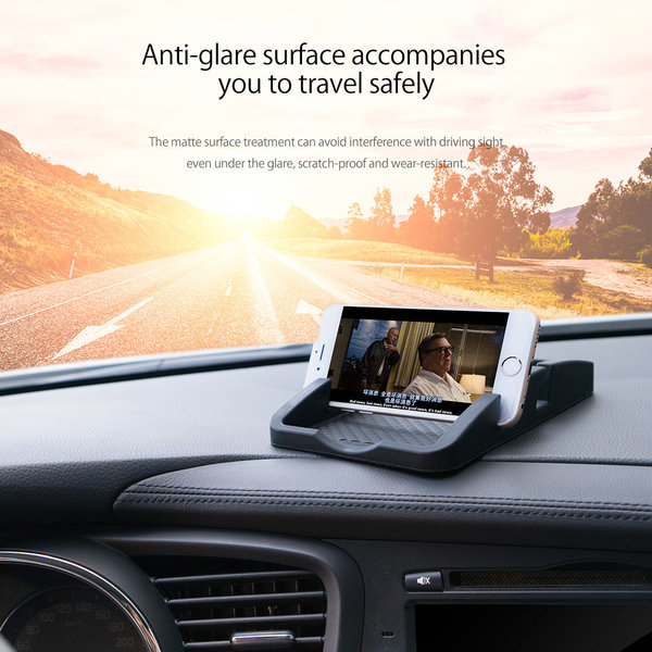 Orico Anti-slip mat for the car with telephone holder