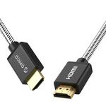 Orico Câble HDMI 2.0 3 mètres - 4K @ 60Hz - Nylon tressé