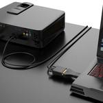 Orico DisplayPort Male to DVI-I Female adapter - 1920 x 1200P @ 60Hz - black