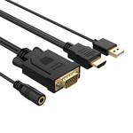 Orico HDMI zu VGA Kabel 2 Meter 1080P