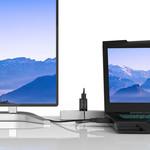 Orico Orico VGA naar HDMI kabel met audio-ondersteuning - 1920x1080 @60Hz - 2M
